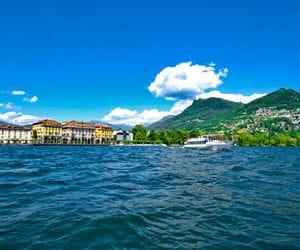Enchanting Lake Lugano