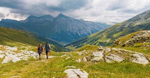 Wanderung auf der Via Spluga