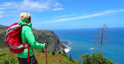Grandiose Ausblicke üder die Klippen von Madeiras Nordküste