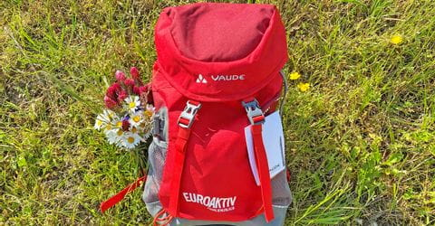 Eurohike backpack for kids from Vaude