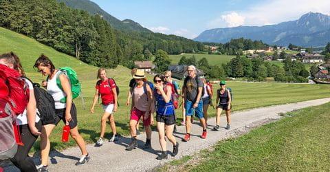 Wanderung über den Falkenstein