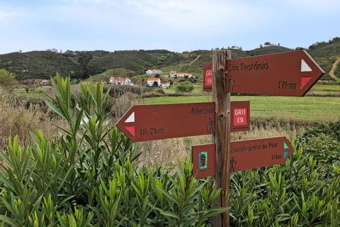 Excellent signposted walking trails along the Historical Way