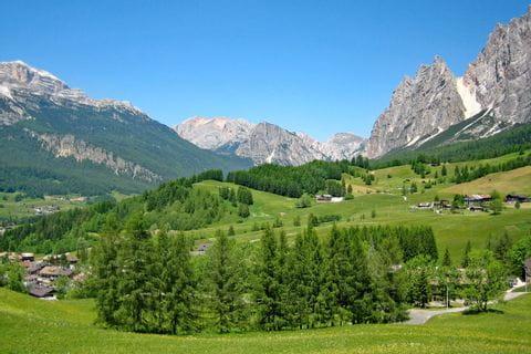 Faszinierende Bergpanoramen