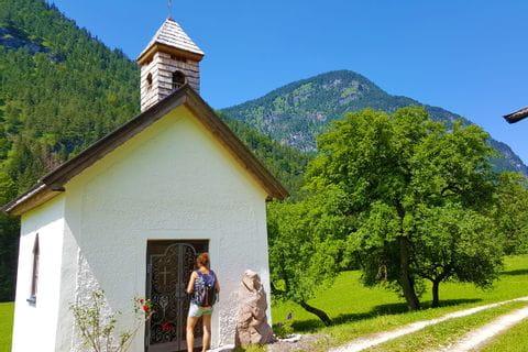 Chapel at the Pilgrims Path