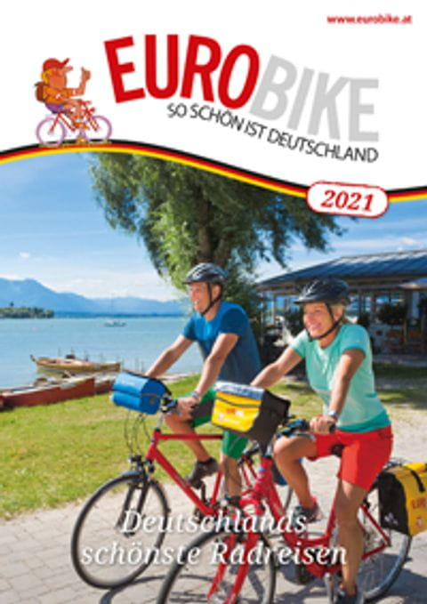 Radreisen Deutschland - Katalog 2021