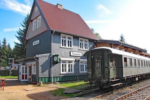 Railway station Rennsteig