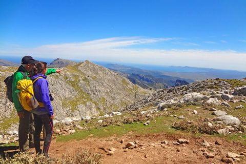 Pilgerwanderweg Tramuntana Gebirge