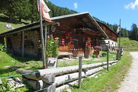 Almhütte am Tirolerweg
