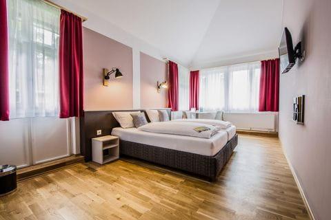 JUFA Hotel Königswinter-Bonn Doppelzimmer