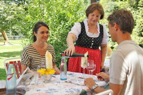 Gastfreundschaft in Blumberg