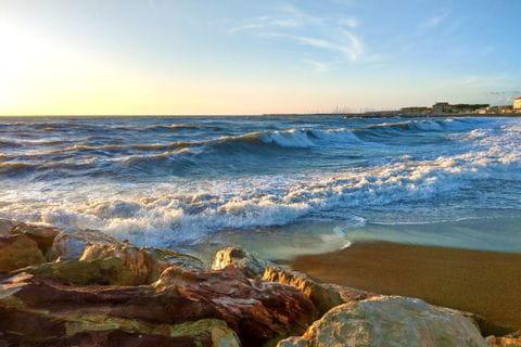 Küste von Cecina Mare