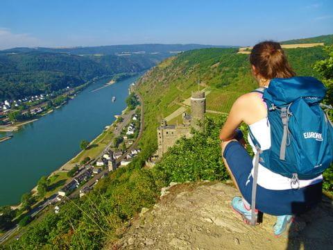 Wanderung am Rheinsteig