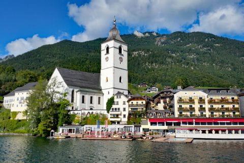 Genusswandern am Wolfgangsee bei St. Wolfgang