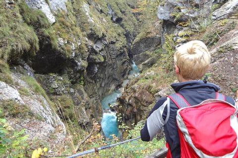 Canyon at the Hemma Pilgrims Way