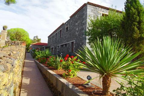 Hiking hotel La Casona del Patio in Santiago del Teide