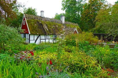 Schwedisches Haus am Österlenleden