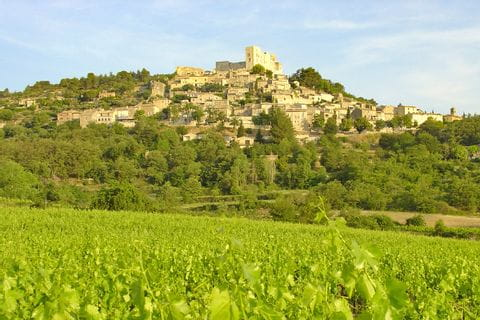 Individual hiking and culture in France