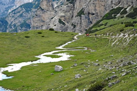 Hiking experience in the Julian Alps