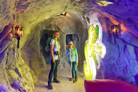 Schmittenhöhe Schmidolin Drachenhöhle