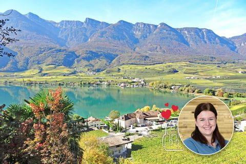 Lisa's Lieblingstour: Reschensee - Kalterer See