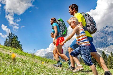 Hiking in Pinzgau