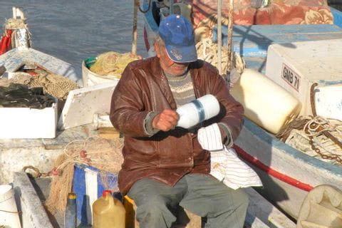 Native fisher