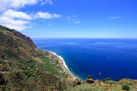 Faszinierende Küstenblicke auf Madeira