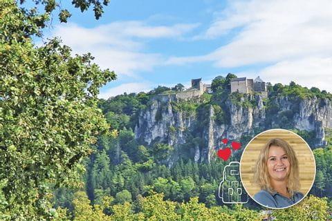 Julia's Lieblingstour: Altmühltal Panoramaweg
