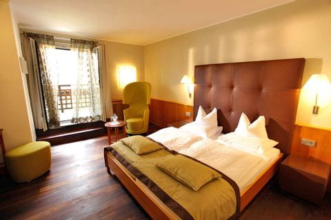 Double room with Balkony