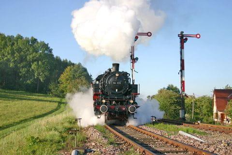 Sauschwänzlebahn on tour