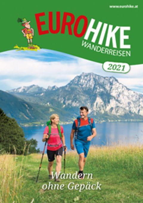 Eurohike Wanderreisen - Katalog 2021