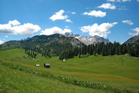 Dolomites nature park walking tour