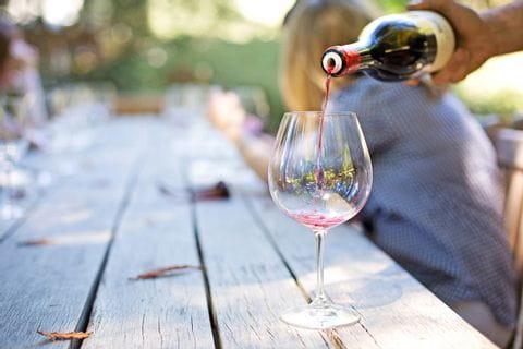 Weingenuss im Wanderurlaub