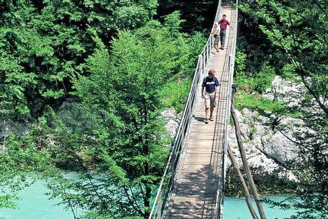 Beeindruckende Landschaft in Slowenien