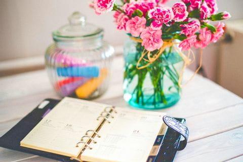 Wanderreise mit Kalender planen