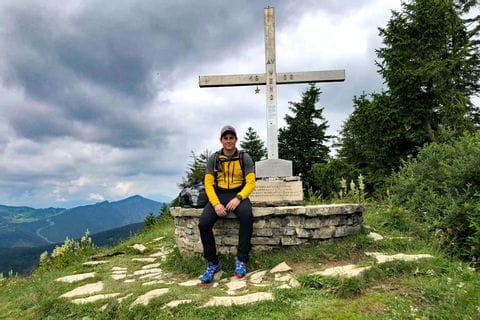Gipfelkreuz Pillnstein
