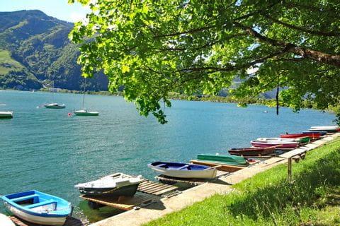 Entspanntes Wandern am Zellersee