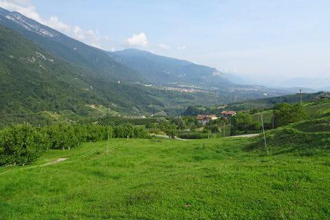 Landschaftseindrücke von Spormaggiore