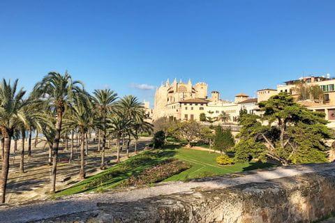 Historische Gebäude in Palma