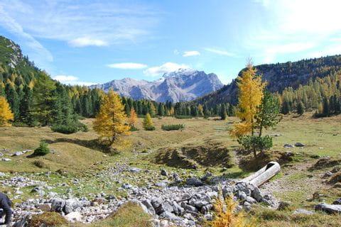 Walking experience Dolomites