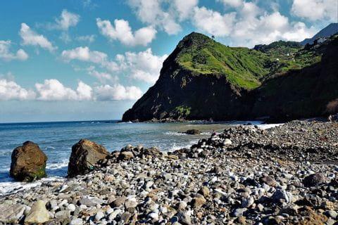 Impressionen der Küste Madeiras