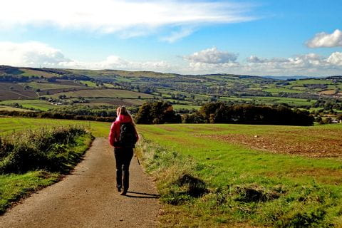 Bezaubernde Wanderwege in Cotswolds
