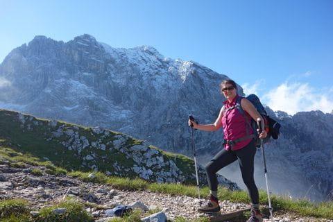 Martina im Wettersteingebirge