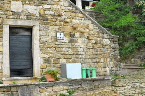 Sign posting in Istria