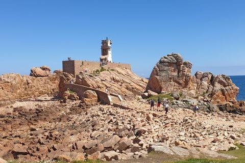 Ile de Bréhat Ruine