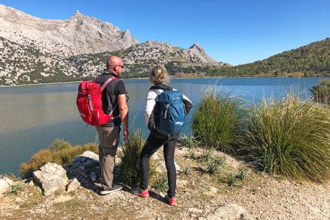 eurohike-walking-tours-mallorca-cuber-lake