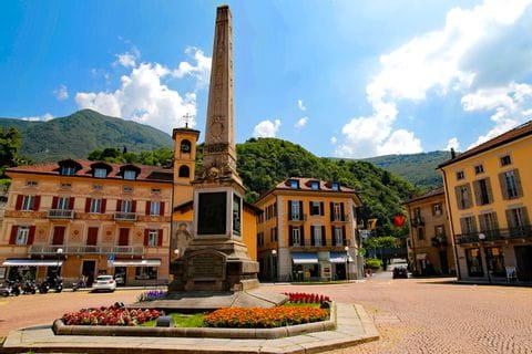 Unabhängigkeitsplatz in Bellinzona
