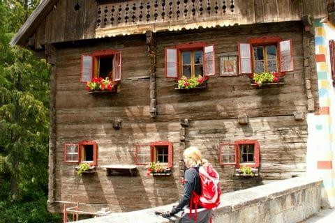 Traditionshaus im Lungau