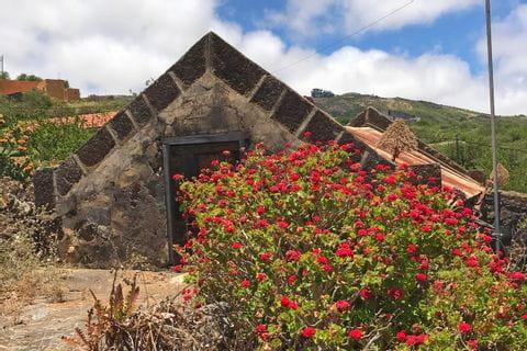 Altes Bauernhaus auf El Hierro