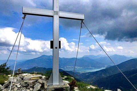 Gipfelkreuz Osterhorn